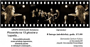 GRUPA WOKALNA NotaBene_2011