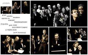 koncert 22 XII 2010